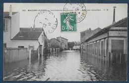 MAISONS ALFORT - Inondations - Rue Des Alouettes - Maisons Alfort