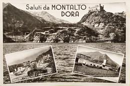 Cartolina - Saluti Da Montalto Dora - Vedute Diverse - 1960 - Sin Clasificación