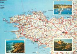 CPSM La Bretagne-Multivues-Timbre   L769 - Sin Clasificación