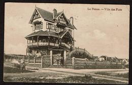 La Panne - Villa Des Flots - Edit. Maison Moderne - Circulée - Voir Scans - De Panne