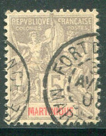 MARTINIQUE- Y&T N°46- Oblitéré - Used Stamps
