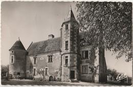 W11-61) PREAUX (ORNE) MANOIR DE LA LUBINIERE  - (OBLITERATION DE 1957 - 2 SCANS) - Other Municipalities