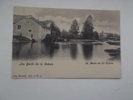 LA CUISINE: Le Moulin - Les Bords De La Semois (a été Collé Au Dos ) - Autres