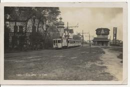 Coq-sur-mer : La Gare ,tram N° 151 - De Haan