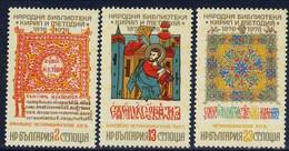 B2927 - Bulgarie 1978 - 3v.neufs** - Nuevos