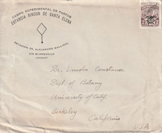 Uruguay Old Cover Mailed - Uruguay