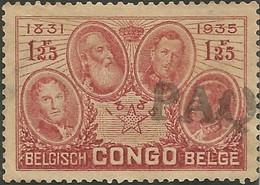 PAQUEBOT Cancel (Kigoma Lac) - 1923-44: Afgestempeld