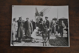 REAL Photo Originale Famille Royale ROYALTY Belgium Belgique België Roi Leopold III Koning Reine Astrid Koningin - Personalità
