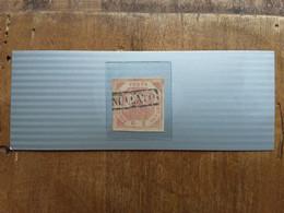 ANTICHI STATI - NAPOLI - 2 Grani (1° Tavolo) Timbrato + Spese Postale - Naples