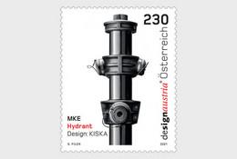 Austria 2021 S - MKE – Fire Hydrant - 2011-... Neufs