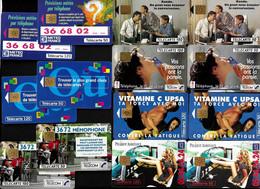 Télécarte Puce X14 / Divers / Lot à étudier - Collezioni