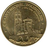 43-1305 - JETON TOURISTIQUE MDP - Saint Michel D'Aiguilhe - 2012.2 - 2012