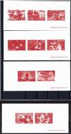 2005 Gravure HEROS DE JEUX VIDEOS  Sur Papier Velin  - MARIO, ZELDA, LARA CROFT - Documents Of Postal Services