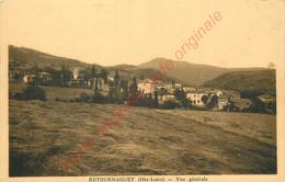 43.  RETOURNAGUET .  Vue Générale . - Other Municipalities