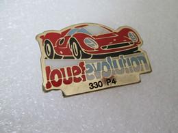 PIN'S       FERRARI   330  P  4   JOUEF  EVOLUTION - Ferrari