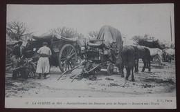 CPA  60....  Le Ravitaillement Des Zouaves à Noyon - Noyon