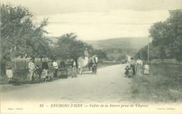 (91) Environs D'Igny : Vallée De La Bièvre Prise De Vilgenis (animée) - Igny