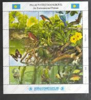 PALAU Nº 278 Al 297 - Sperlingsvögel & Singvögel