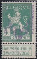 Belgie   .   OBP    .   TR 48  .  Opdruk?     .   *  .    Ongebruikt Met Gom   .   /   .   Neuf Avec Gomme - 1915-1921