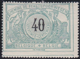 Belgie   .   OBP    .   TR 20     .   *  .    Ongebruikt Met Gom   .   /   .   Neuf Avec Gomme - 1895-1913