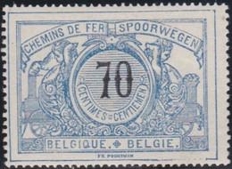 Belgie   .   OBP    .   TR 23    .   *  .    Ongebruikt Met Gom   .   /   .   Neuf Avec Gomme - 1895-1913