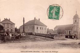VELLEVANS  Le Haut Du Village - Otros Municipios
