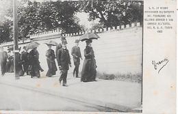 TURIN ( Italie ) - Exposition De 1902 - La Reine Margheria - Ausstellungen