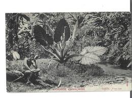 POLYNESIE - TAHITI - Tumu Ape Tahitien Petit Défaut Bas Sinon Tres Bon Voir Scan - Polynésie Française