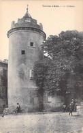 30 - Environs D'ALES : Le Chateau - CPA - Gard - Alès