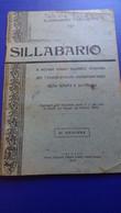 SILLABARIO -A. Paschetta-1920- Syllabaire...pour L'enseignement De La Lecture & De L'écriture .. - Bambini