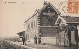 Sémeries : La Gare. (TTB) - Sonstige Gemeinden