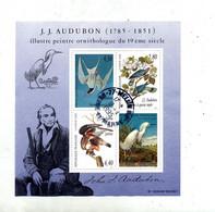 Bloc Audubon Cachet Melun - Used