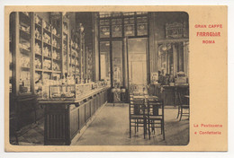 Roma - Gran Caffè Faraglia 1917 - Bar, Alberghi & Ristoranti