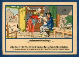 ⭐ France - Carte Postale - Le Cornemuseux Du Berry ⭐ - Musica