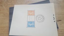 LOT551688 TIMBRE DE FRANCE OBLITERE N°2 CACHET D EXPO BLOC - Mint/Hinged