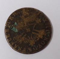12/ Monnaie Louis XIII? - Usée- 5,3 Gr - Other