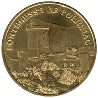 43-0648 - JETON TOURISTIQUE MDP - Forteresse De Polignac - 2007.3 - 2007