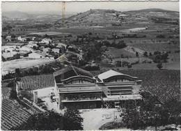 POUZOLLES   LA CAVE COOPERATIVE EN TRAVAUX    ANNEE 1958 - Unclassified