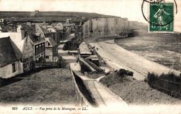 N°13237 Z -cpa Ault -vue Prise De La Montagne- - Ault
