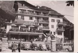 Aosta Courmayeur Hotel Majestic Tel. 3-06 Animata Fg - Unclassified