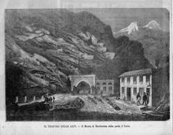 B 4349 -  Alpi, Bardonecchia - Andere
