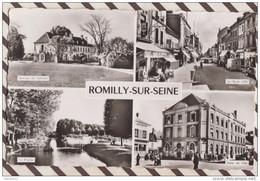 5AH1587 ROMILLY SUR SEINE MULTI VUES 2 SCANS - Romilly-sur-Seine