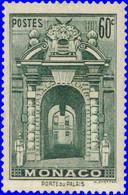 Monaco 1939. ~ YT 175A** - 60 C. Porte Du Palais - Unused Stamps
