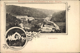 CPA Clairefontaine Bei ArlonArel Wallonien Luxemburg, Missionsschule - Other