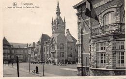 Trazegnies - L ' Hôtel De Ville Et La Maison De Tous - Zonder Classificatie