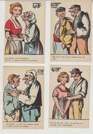 Illustrateur GRIFF 13 Cartes Différentes - Griff