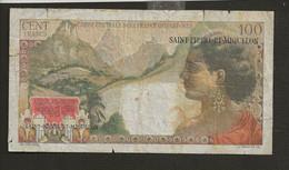 France > Saint Pierre Et Miquelon / 2 Nouveaux Francs Sur 100 Francs 1960 ? - Other