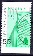 Niederlande Netherlands Pays-Bas - Einzelmarken Aus MH (MiNr: 1361 C) Bzw. (NVPH: 284) 1989 - Gest Used Obl - Booklets