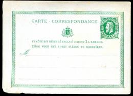 Belgique Carte Postale #8 Neuf 1876 - Postcards [1871-09]