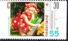 Niederlande Netherlands Pays-Bas - Einzelmarken Aus MH (MiNr: 1379 C) Bzw. (NVPH: 293) 1990 - Gest Used Obl - Booklets